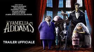 La famiglia Addams - Teaser trailer italiano ufficiale [HD] - YouTube
