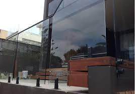 Black Frameless Glass In Bronte Nsw Glass With Class