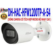 Camera giám sát độ nét cao tích hợp Micro Dahua DH-HAC-HFW1200TP-A-S4