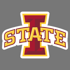 Iowa State Cyclones Ncaa Football Vinyl Sticker Car Truck Window Decal Laptop Ebay