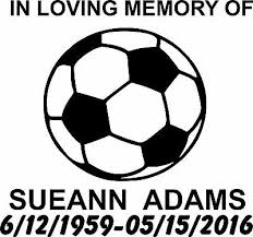 In Loving Memory Of Custom Made Soccer Ball Car Decal Vinyl In Usa Ebay
