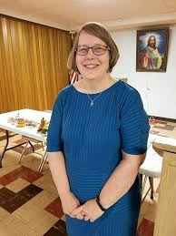 Child advocacy group leader speaks to Women's Club