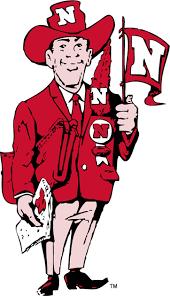 nebraska cornhuskers mascot logo
