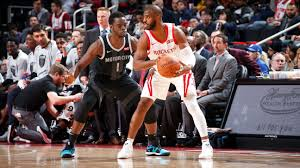 Chris Paul of Houston Rockets out vs ...