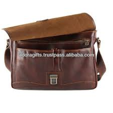 good quality leather laptop bags