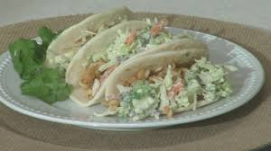 Fish Tacos with Cilantro Lime Slaw ...