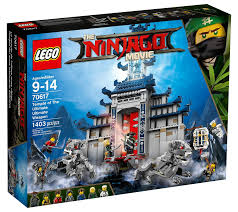 70617 Temple of the Ultimate Ultimate Weapon   Ninjago Wiki