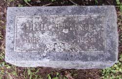 Hilda Johnson Peterson (1858-1939) - Find A Grave Memorial