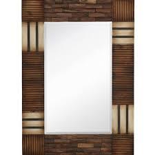 mirrors perigold mirror beveled