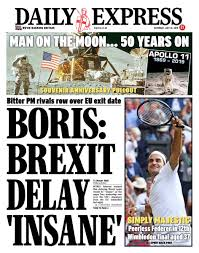 Daily Express ...