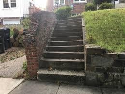 How To Repair A Tilting Brick Retaining Wall The Washington Post