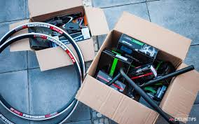 parts for a custom road bike