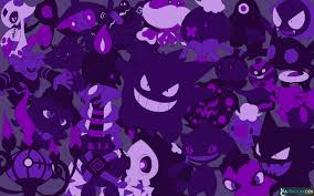 pokemon video games ghost wallpapers