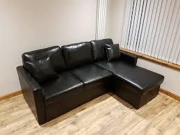 sofa bed argos home reagan right