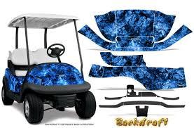 Club Car Precedent I2 2008 2013 Golf Cart Graphics