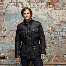 belstaff roadmaster leather jacket mens