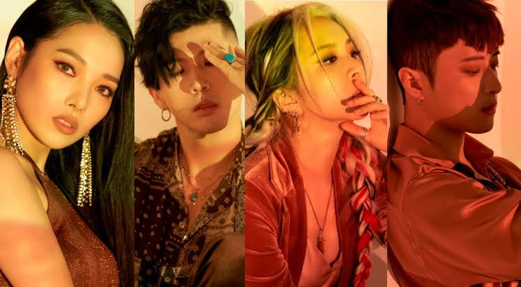 Image result for kard red moon""