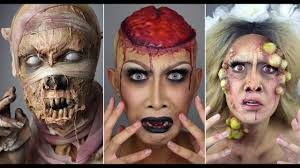 extreme makeup tutorials by