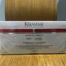 kerastase aminexil force r anti hair