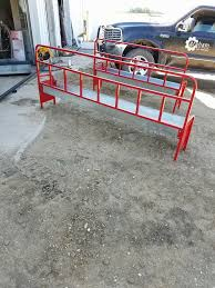 Fence Line Sheep Goat Feeder Galvinized Pan Graham Metal Fabrication Facebook