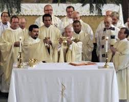 ponce ordained a transitional deacon