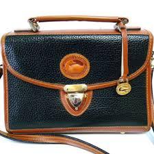 vintage dooney and bourke handbags all