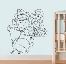 Amazon Com Katie Duke Max Image The Secret Life Of Pets Wall Vinyl Decal Home Interior Graphic Kid Room Child Bedroom Design Slp10 Kitchen Dining
