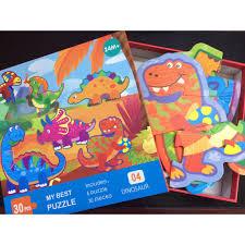 Trò chơi xếp hình cho bé- Xếp hình khủng long cho bé thỏa sức ...