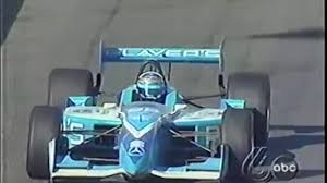 Greg Moore passes Alex Zanardi - YouTube
