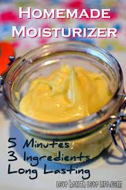 this homemade moisturizer for dry skin