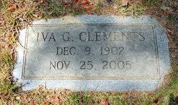 Iva L. Griffin Clements (1902-2005) - Find A Grave Memorial