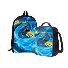 Ninjago Jay Walker Ninja of Lightning Back To School Set Pencil ...