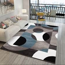 fashion minimalist designer carpet