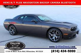 used 2016 dodge challenger at