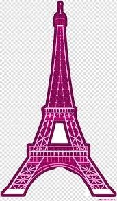برج ايفل الوردي Png الصور تحميل مجاني