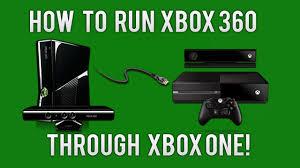 HOW TO RUN XBOX 360 CONSOLE THROUGH XBOX ONE VIA TV APP (VOICE TUT ...