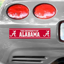 Wincraft Alabama Crimson Tide Bumper Sticker