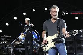 Dünyaca ünlü gitar virtüözü Eddie Van Halen 65 yaşında hayatını kaybetti -  Medyascope