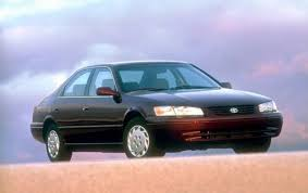 1998 toyota camry review ratings