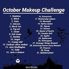 oct makeup challenge wiki makeup