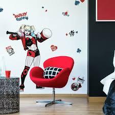 Room Mates Harley Quinn Peel And Stick Wall Decal Wayfair