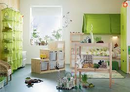 Green Kids Room Ikeainterior Design Ideas