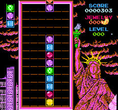 magic jewelry nes game