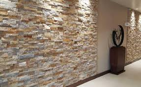 faux stone for interior walls home