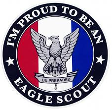 Eagle Scout Magnet Boy Scouts Of America