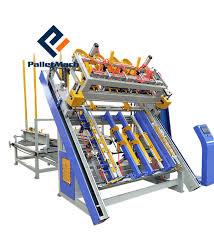auto pallet nailing machine shanghai