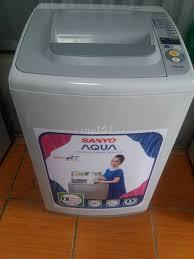 Cần bán máy giặt sanyo 7.5kg - 70917331 - Chợ Tốt