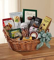 ftd warmth fort gourmet basket