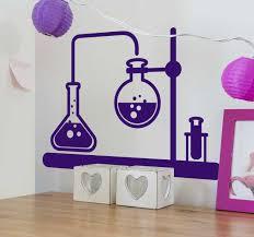Chemistry Science Science Sticker Tenstickers