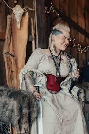 viking themed wedding rock n roll bride